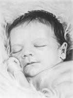karakalem uyuyan bebek çizimleri,resimleri,kısa süreli basit karakalem çizimler,örnek,sipariş karakalem portre çalışması,internetten on line sipari verebilirsiniz,bebek eli en kolay resimlerdir