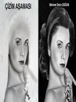 Grace Kelly Kara Kalem portresi,çizim 8 saat sürdü çizim bölmelerini iki kısımda ekledim,çizimin tam ortası ve sonu,sipariş çizim değildir sadece çalışma süresi artıkça portrelerin kaliteside artmaktadır bu sebeple yayınladım