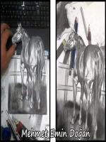 karakalem koyun portresi çalışması çizimi çizimleri sergisi resim ressamları katalog için ebru sanatı üstüne tasarım yapanlar örnekleri