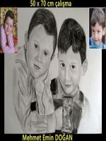 kara kalem çocuk bebek çizimleri sipariş üzerine sipariş hediye amaçlı çok özel sanatsal hediye kalıcı ve etkileyici yıl dönümü 14 şubat sevgililer günü portresi portreci kuru fırça tekniği sergisi