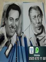 münir özkul karakalem çalışması,karakalem ünlülerin çizimleri,münir özkul filmleri,en çok izlenen türk filmi içinde yer alır,çizfiğim sahne meşhur bak beyim sahnesinden alınmıştır.
